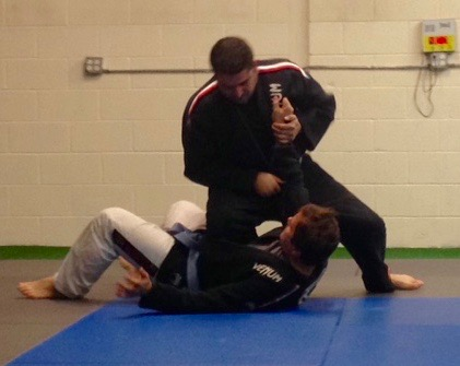 Training Martial Arts for Self Defense and Fitness
