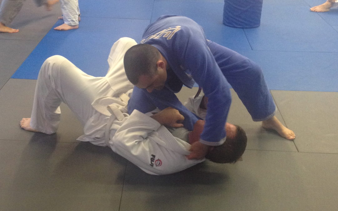 Fundamentals in BJJ Should Be Learned First
