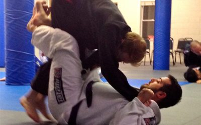 Improving in Brazilian Jiu Jitsu