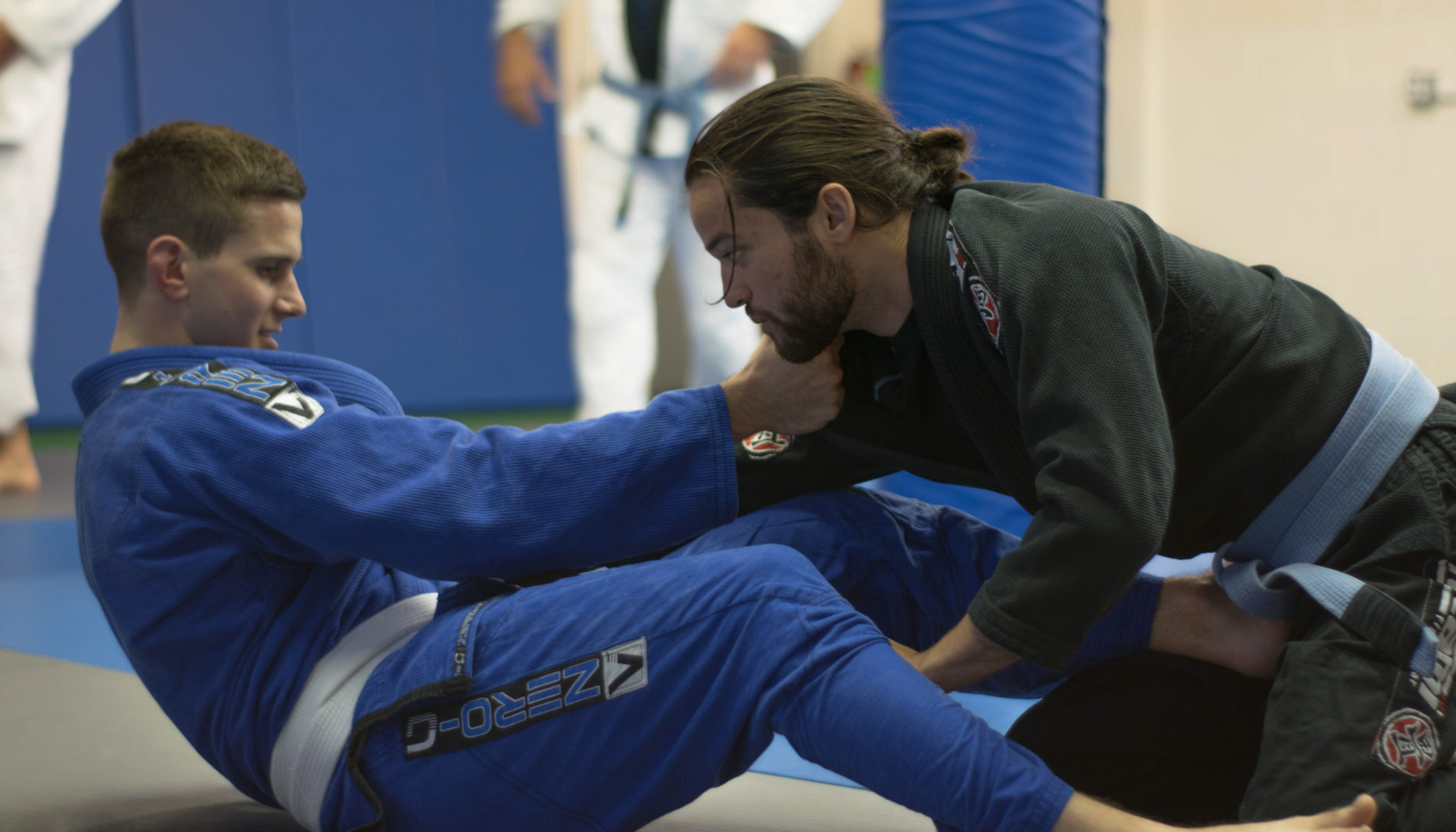 You'll be learning Brazilian Jiu Jitsu from the area's best and most qualified staff