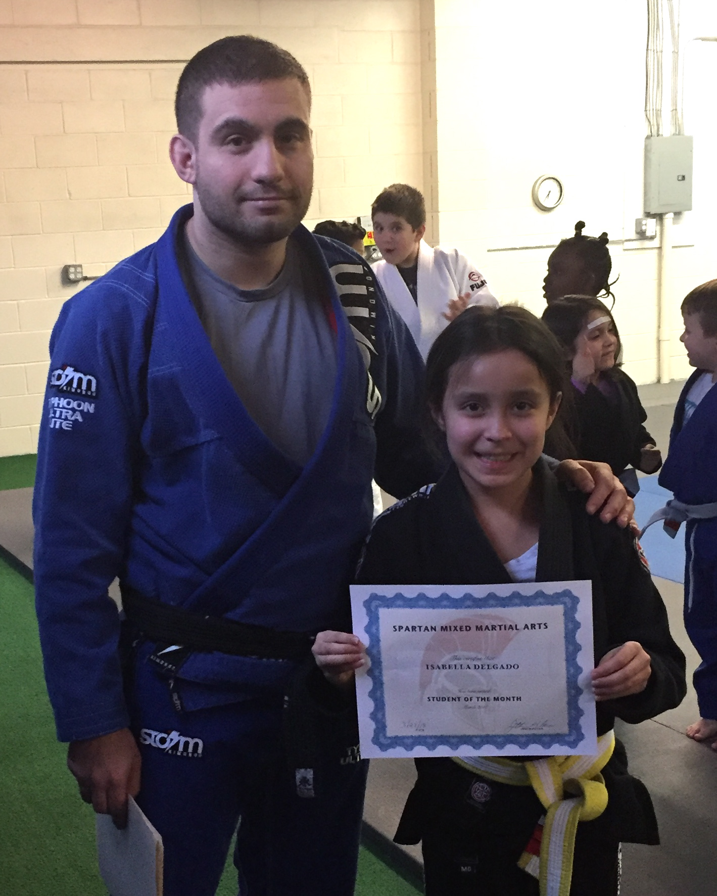 Kids Martial Arts Spartan Mixed Martial Arts Monmouth County Ocean Township NJ 07712